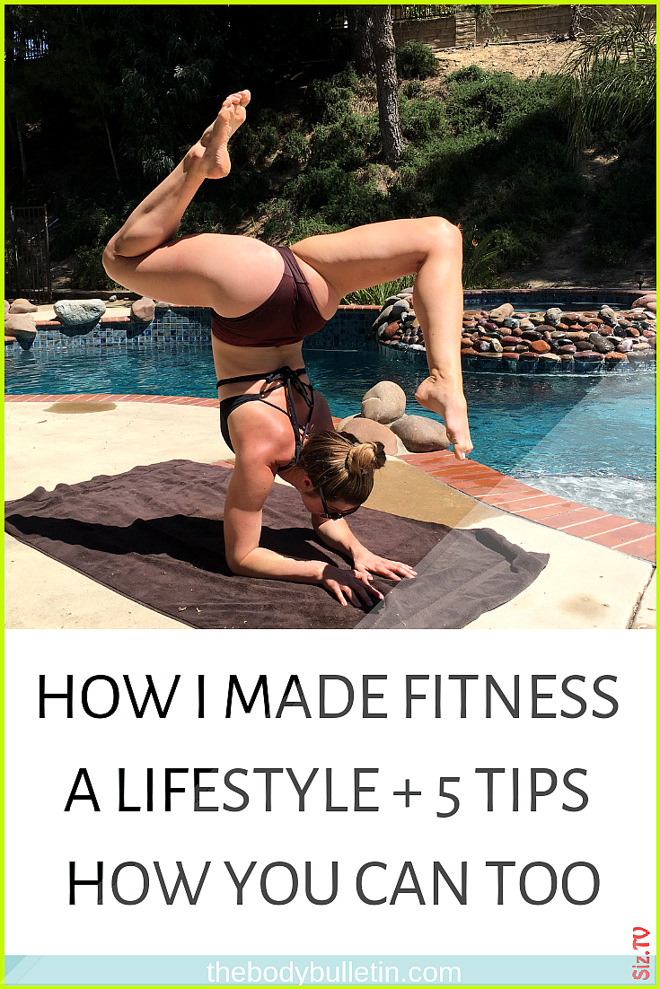 Have you ever wanted to make fitness a lifestyle Have you struggled to maintain your exercise goals...