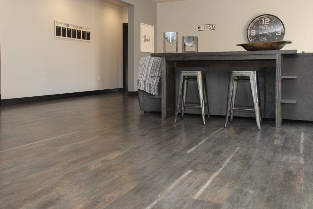 Flooring Luxury Vinyl Plank, Evoke, Sylvester Core tech