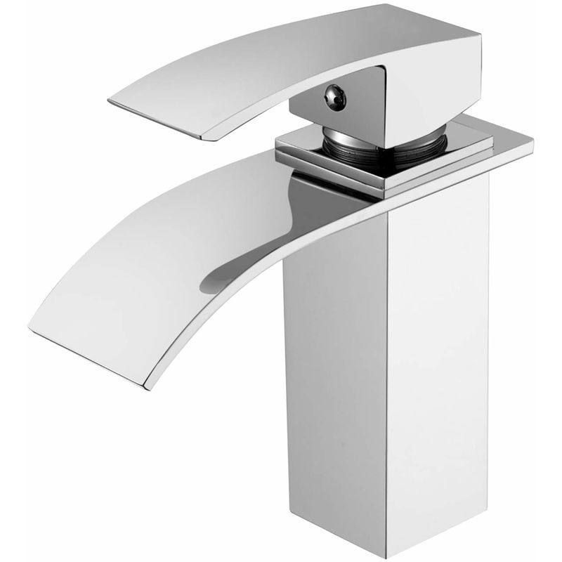 2pcs Bonde Lavabo Rond Chrom Xbs0521 05 In 2019 Sink Faucets Vanity Sink Faucet