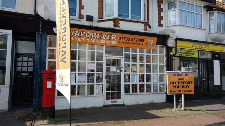Main Road Shop Premises To Let Leigh On Sea Main Road
