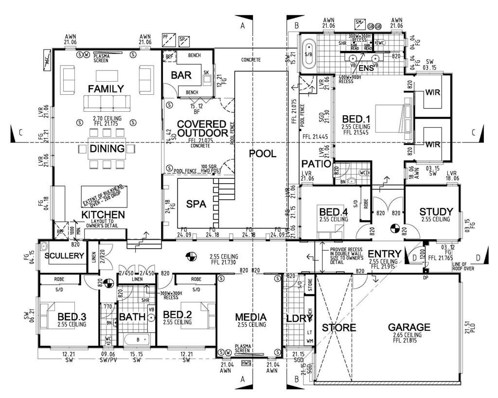 Etonnant Design And Build House Plans