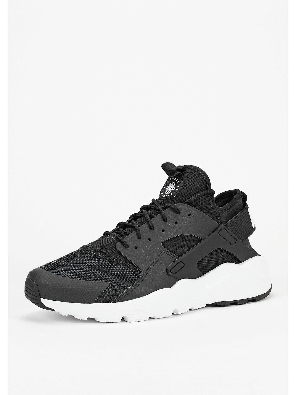 where to buy well known check out laufschuh air huarache run ultra black white anthracite