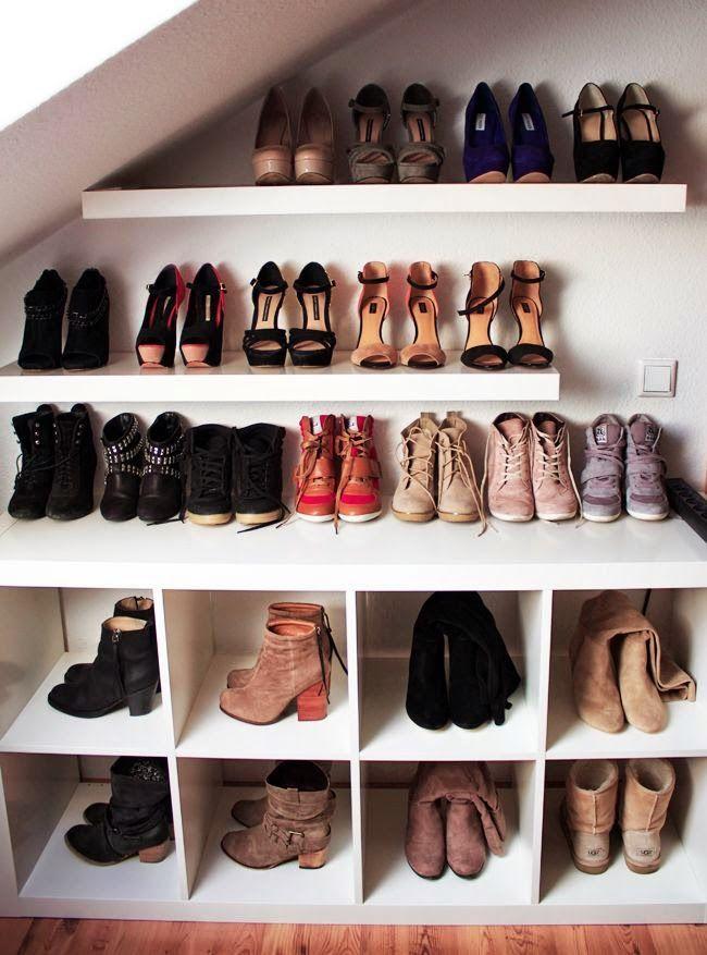 comment ranger ses chaussures dans la maison vous aimez les chaussures voir mme un peu trop pas de panique nous avons slectionn pour vous 20 ides - Comment Ranger Ses Chaussures Dans Un Placard