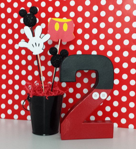 mickey mouse party minis mouse pinterest geburtstage. Black Bedroom Furniture Sets. Home Design Ideas
