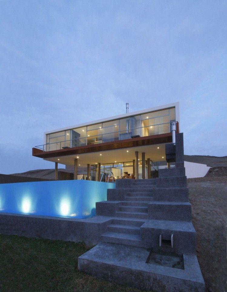 Km House Designed By Estudio Pablo Gagliardo: Casa Q By Longhi Architects