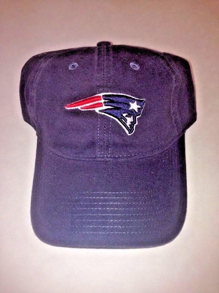 New England Patriots TEAM APPAREL Hat Cap - Blue - Super Bowl 52   TEAMAPPAREL  NewEnglandPatriots cddf3fbc13e