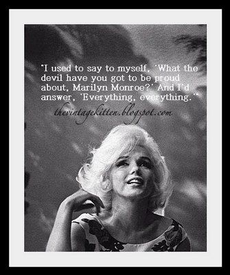 Quotes from Marilyn Monroe Marilyn monroe quotes, Monroe