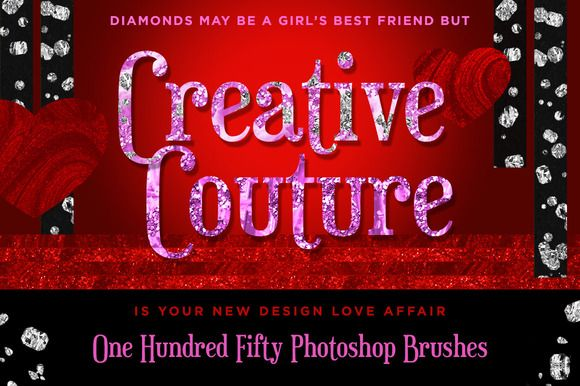 Check out Creative Couture System ♥ Photoshop by Jessica Johnson on Creative Market http://crtv.mk/qp6T