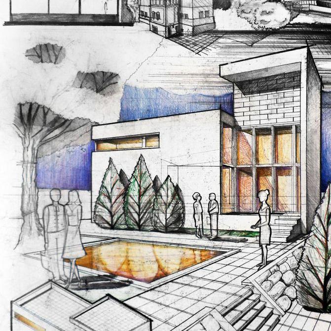 architecture design drawing techniques. Architecture Drawings Design Drawing Techniques