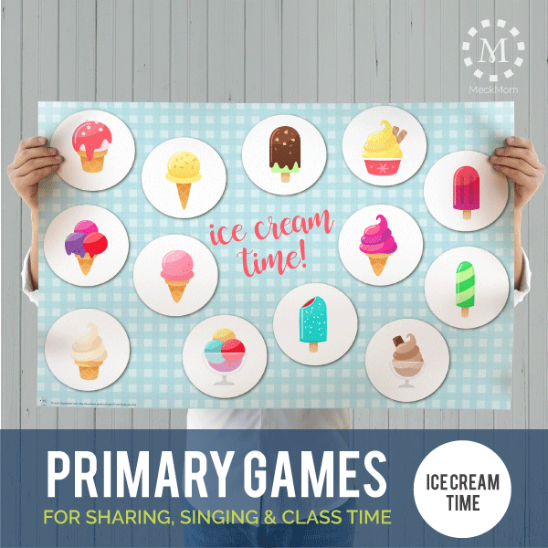LDS primary games and class activities: Take the classic bean bag ...