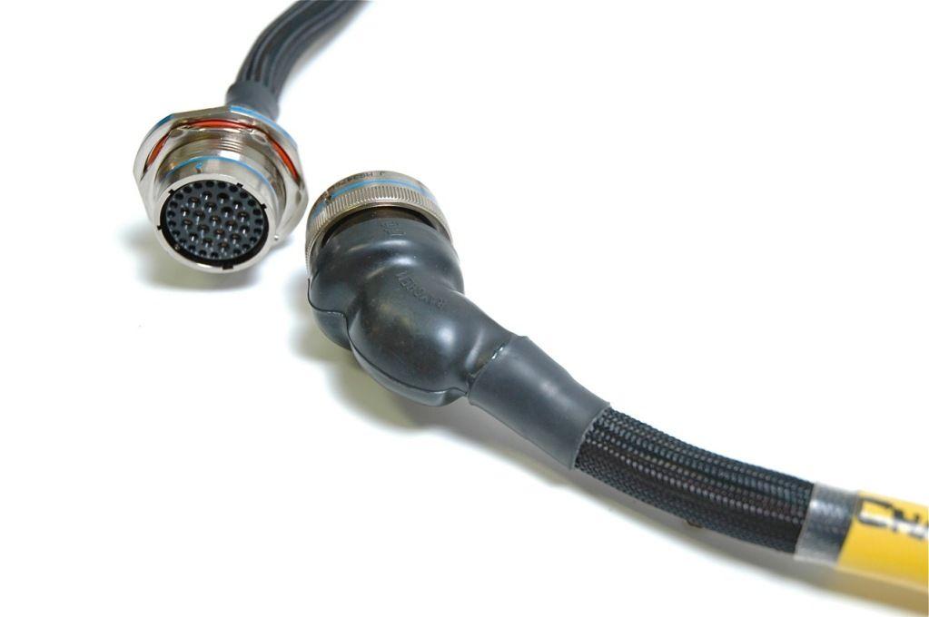 Milspec Engine Wiring Harness Wire, Harness