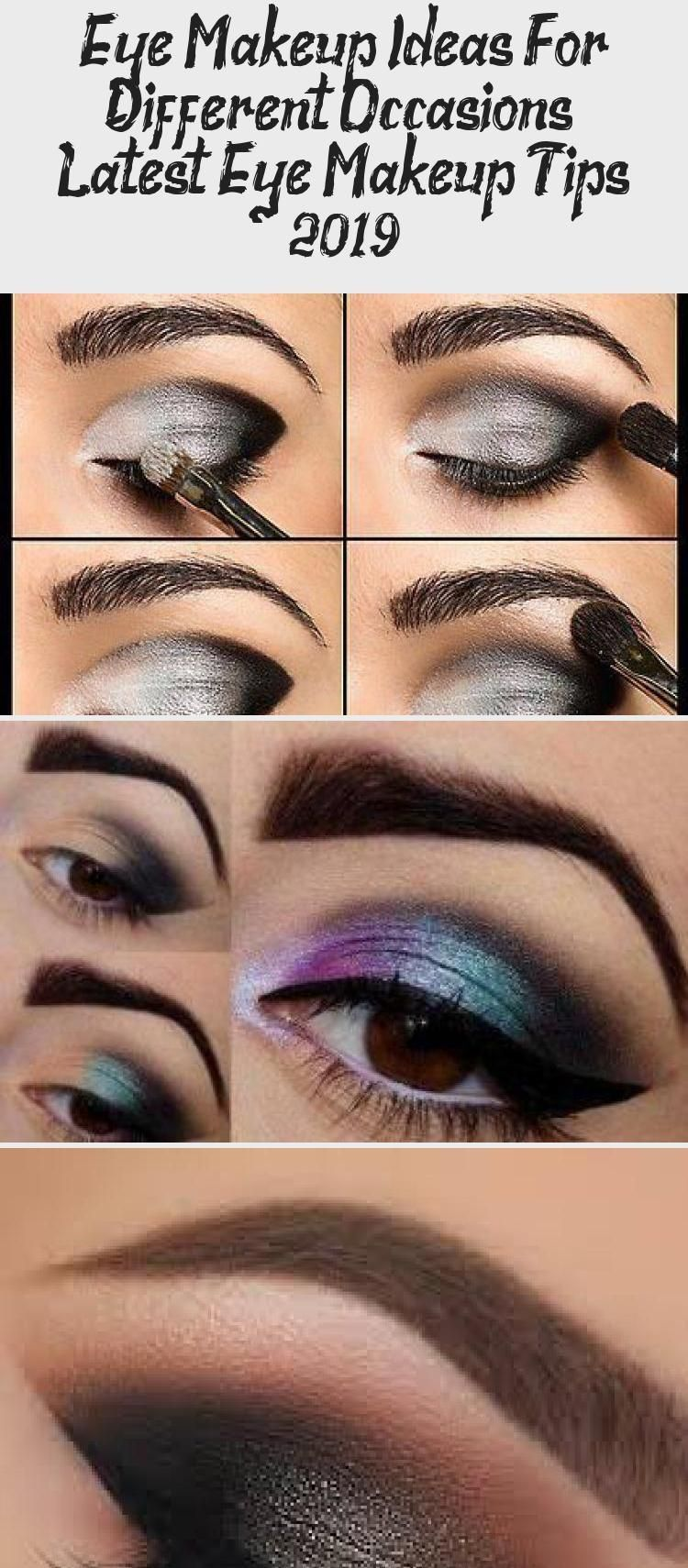 Eye Makeup Ideas For Different Occasions  Latest Eye Makeup Tips