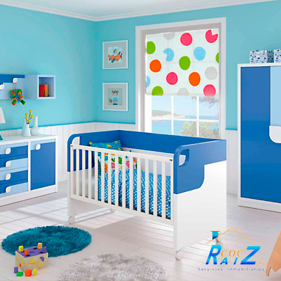 COCHogar Para decorar la habitación del bebé que viene en camino ...