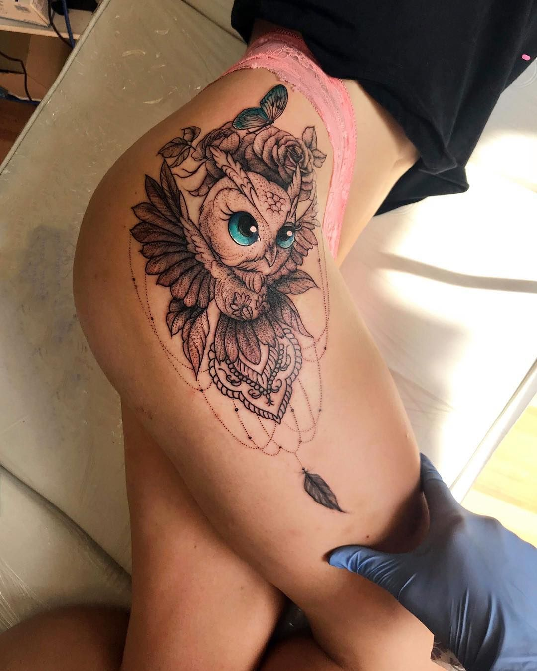 Buy Owl tattoo chest women pictures pictures trends