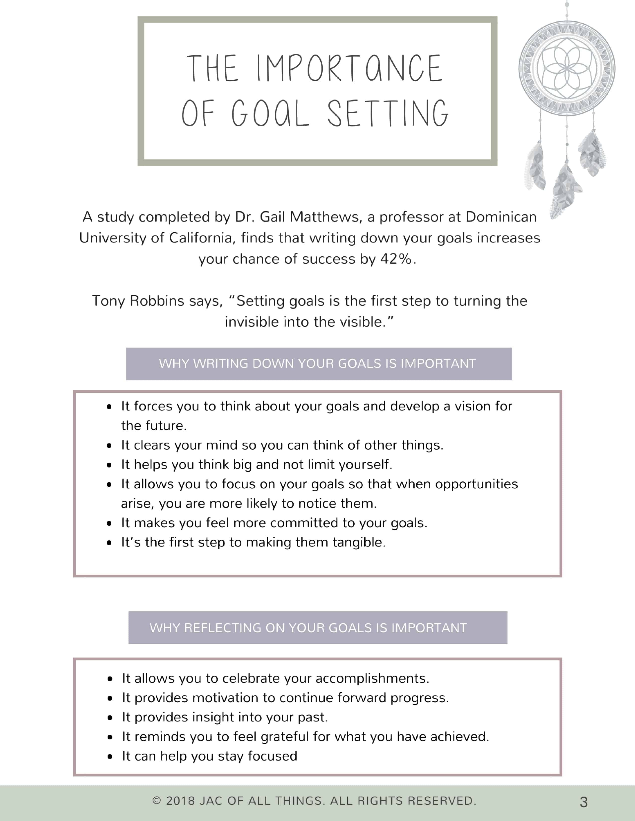Goal Setting Worksheets How To Turn Your Dreams Into Your Reality Free Printable Goals Template Goal Setting Worksheet Goals Worksheet