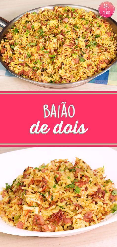 Baiao De 2 Receitas Culinaria Nordestina E Receitas Nordestinas