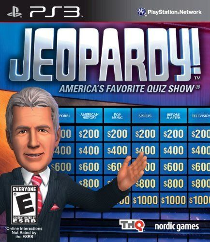 Jeopardy  Playstation 3 by THQ *** Continue to the product at the image link.