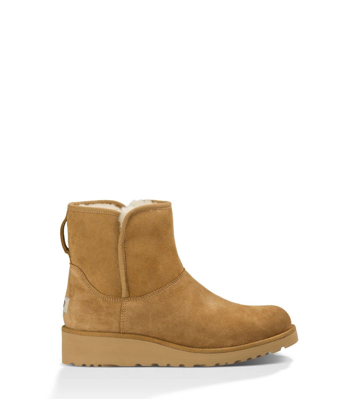 : UGG Australia Women's Kristin Sheepskin Boot: Shoes