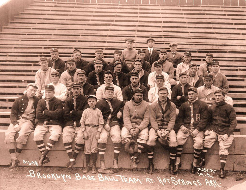1912 Brooklyn Dodgers