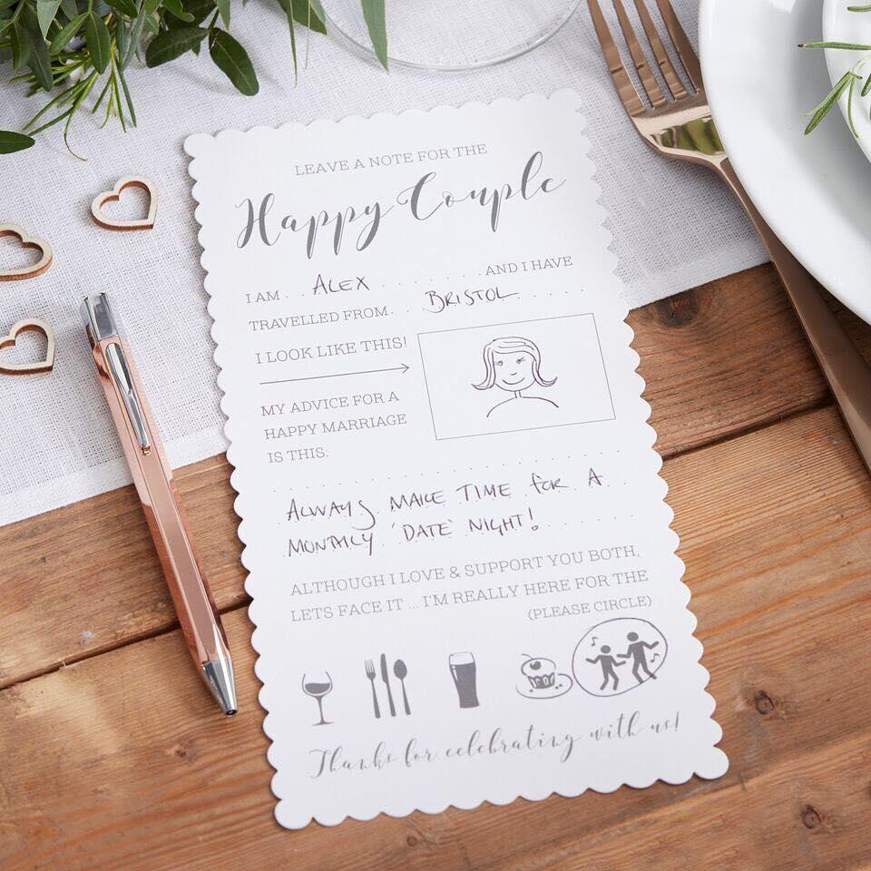 11 geniale Ideen zur Unterhaltung der Hochzeitsgste