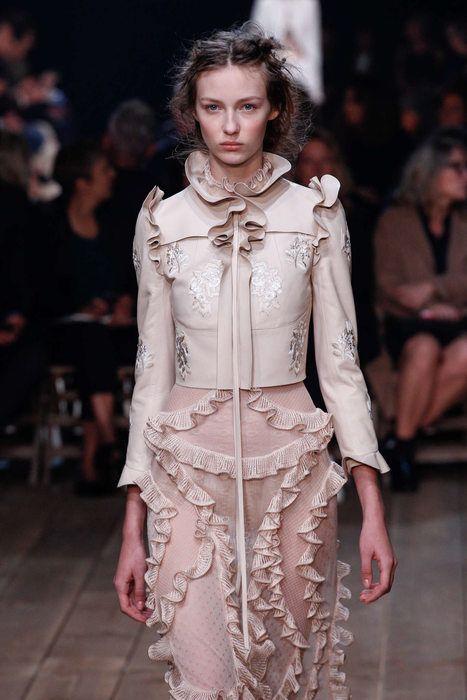 Alexander McQueen Printemps/Eté 2016, Womenswear - Défilés (#23140)