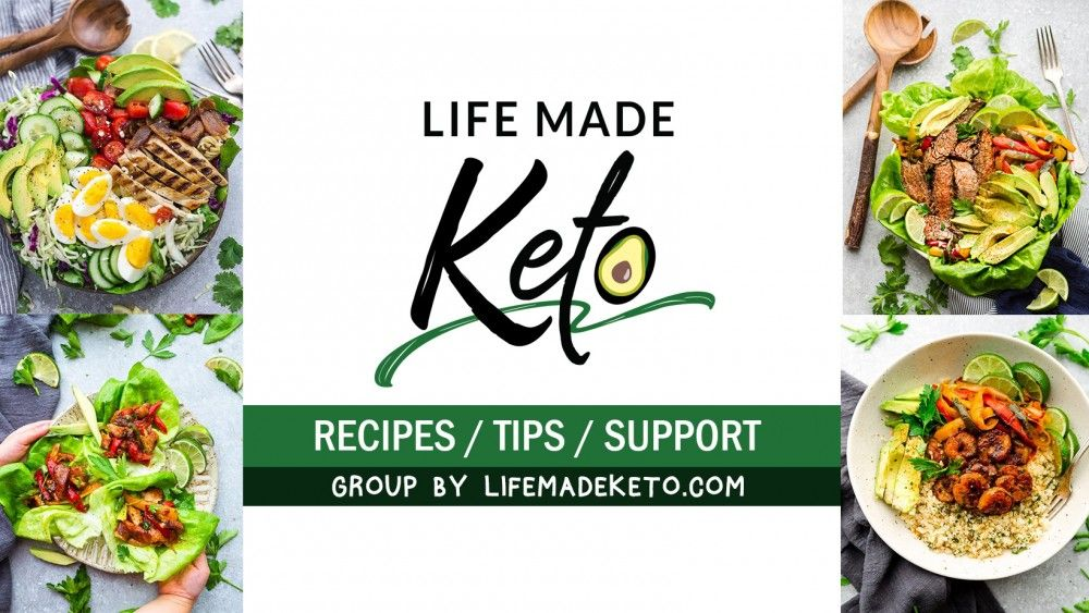 What is Keto? Simple & delicious keto recipes + tipsYou are here:  /  / What is Keto?How to start th...