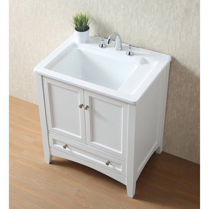 Swanson 30 5 X 22 Single Laundry Sink