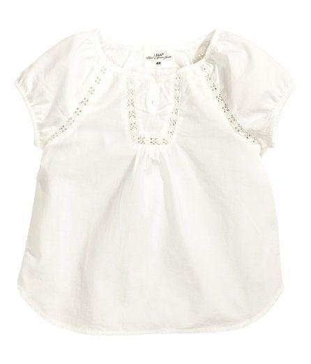 Cotton shirt H&M