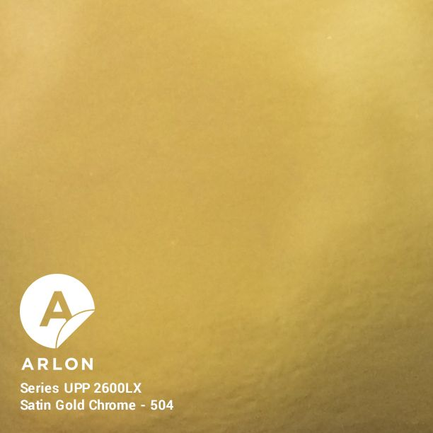 Pin by FELLERS on Arlon Wrap Vinyl | Gold chrome, Wraps