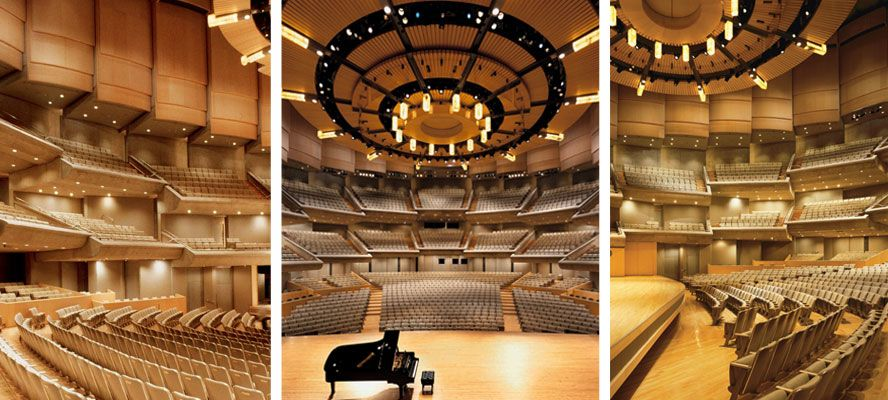 Toronto, Canada: Roy Thomson Hall, home of the Toronto ...