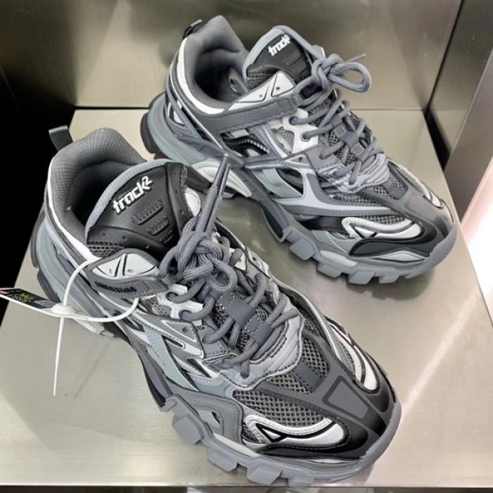 Balenciaga Track 2 Sneakers Grey in