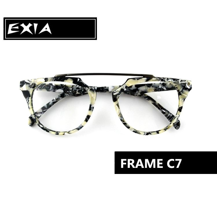 d439575c61f0 Top quality Optical Spectacle Frame for Women Custom Eyeglasses and  Sunglasses EXIA OPTICAL KD-21