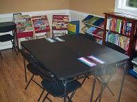 Old Homeschool room homeschool