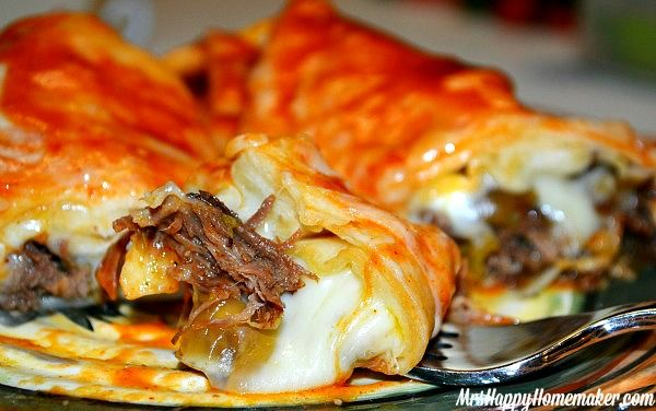 Best Ever Enchiladas. These sound amazing and I like the idea of making my own enchilada sauce, her recipe sounds super easy!