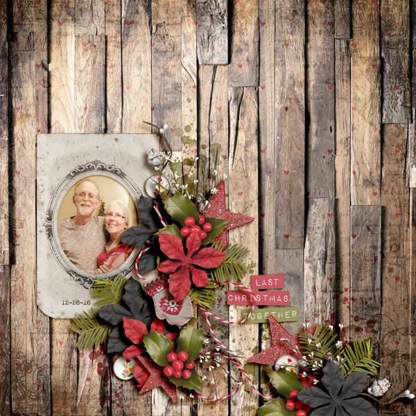 Last Christmas Together- Etc by Danyale Chapter 5_New Traditions Font | Remington Noiseless