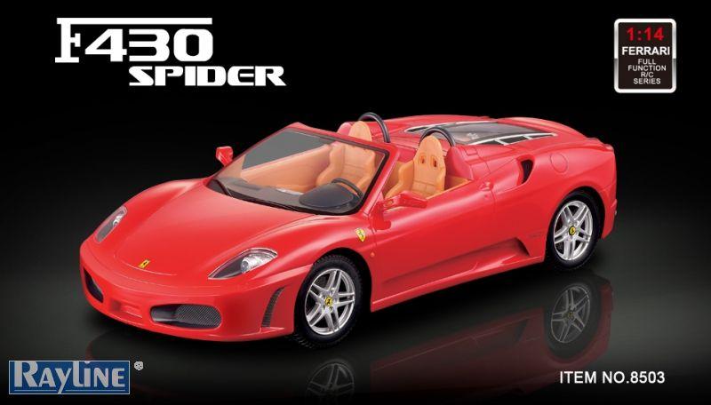 RC 8503 MJX Ferrari F430 Spider