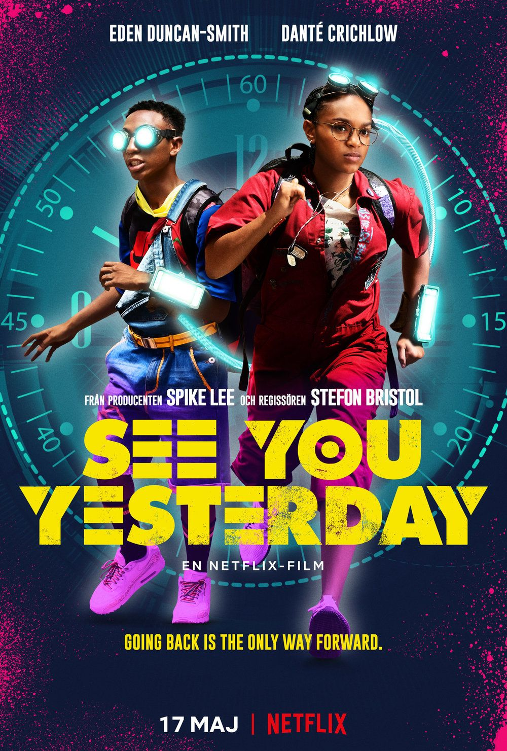 Radio: Ep. 118- Stefon Bristol of See You Yesterday ...