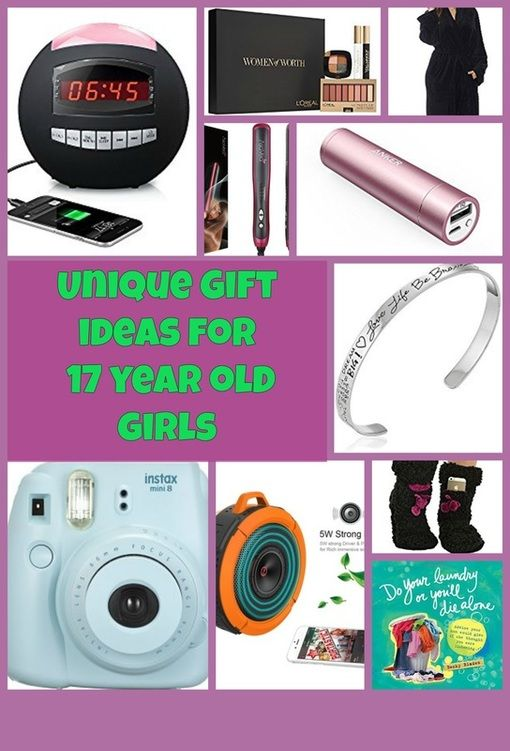 Unique Gift Ideas For 17 Year Old Girls