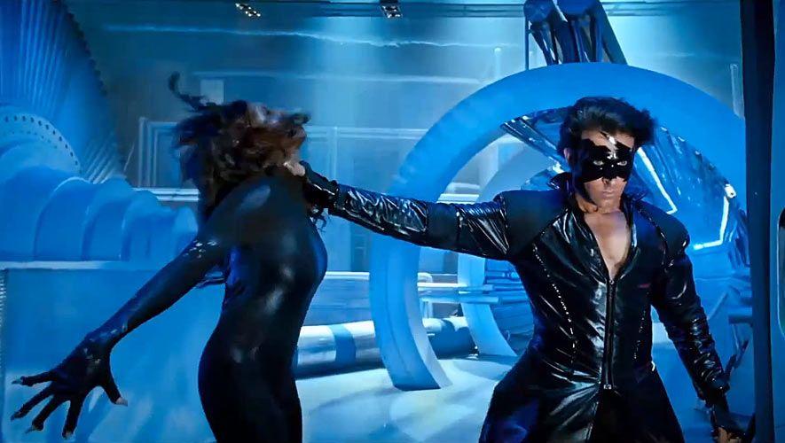 Hrithik Roshan in Krrish 3 Movie | Hrithik Roshan ...