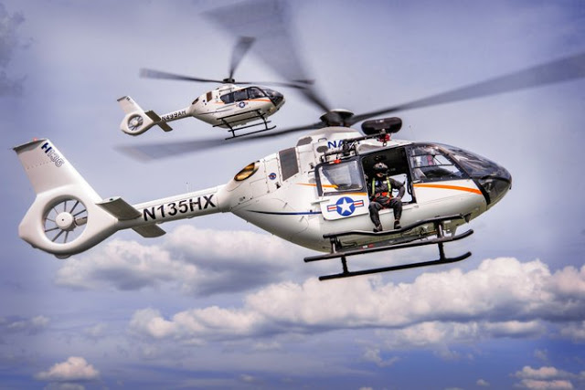 Thailand picks H135 helicopters for training mission ในปี 2020