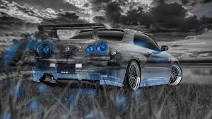 Image Result For Nissan Skyline R34 Wallpaper