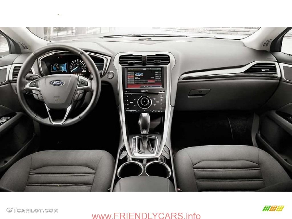 Cool Ford Fusion 2013 Interior Colors Car Images Hd 2013 Sterling Gray  Metallic Ford Fusion SE