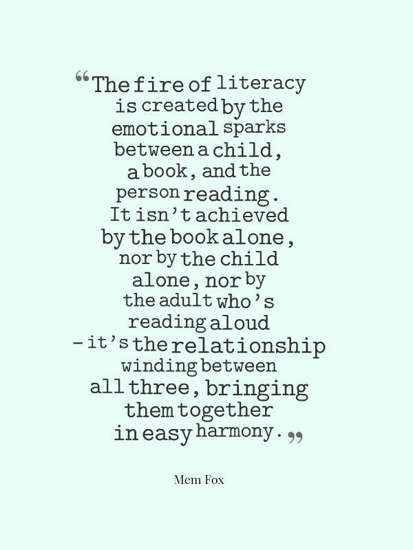 Building A Learning Community Read Aloud For The Joy Of It Literacy Quotes Reading Quotes Kids Reading Quotes