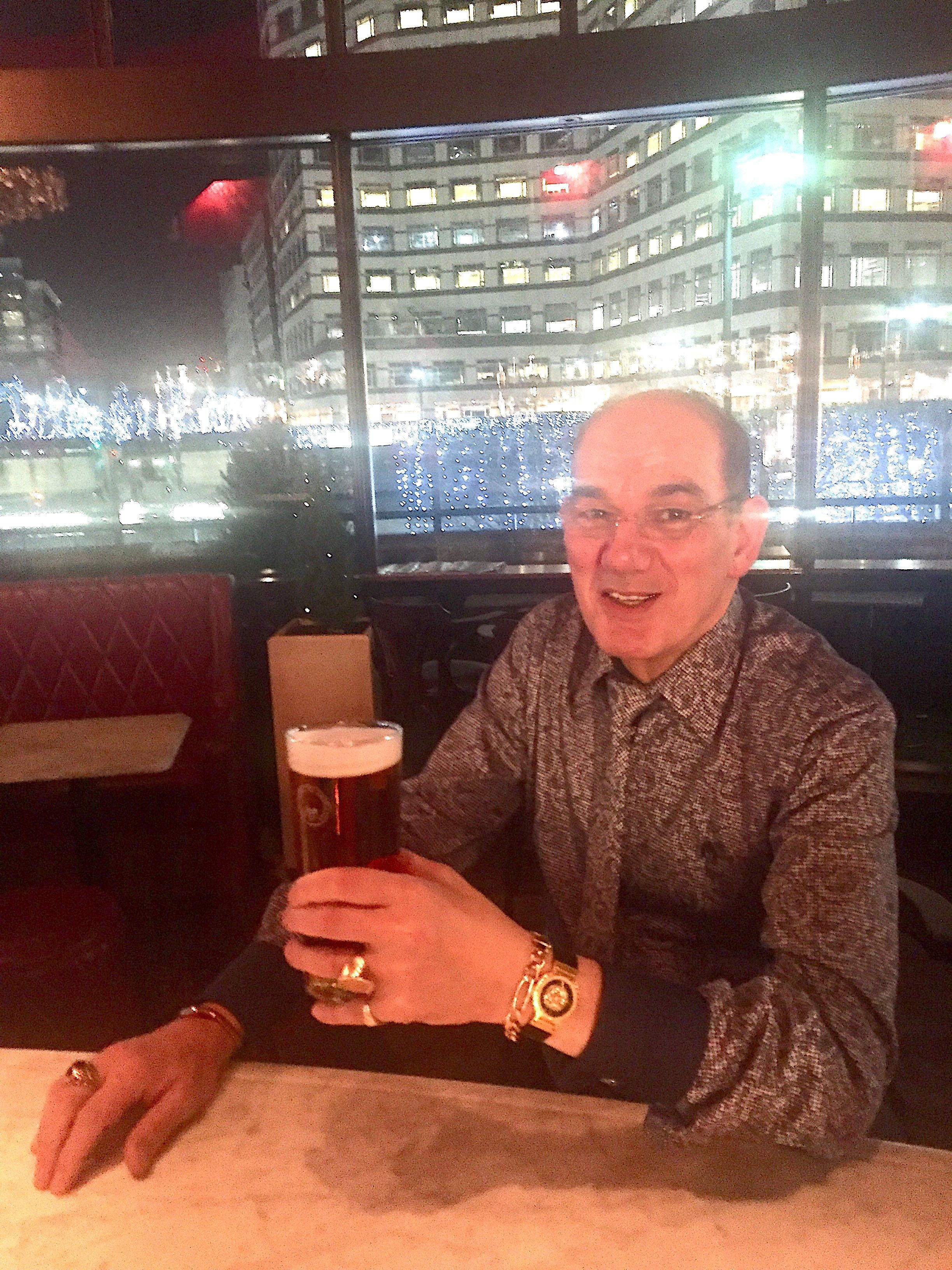 New Year's Eve '17 Dinner & Party Boisdale's Canary