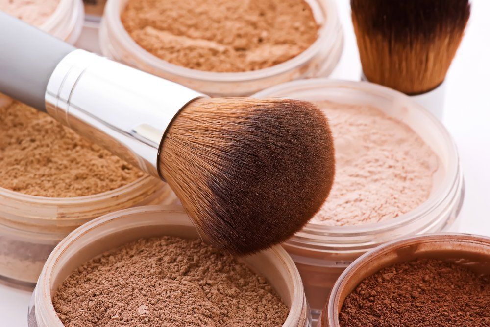 Step by step instructions to apply your mineral cosmetics #mineralcosmetics