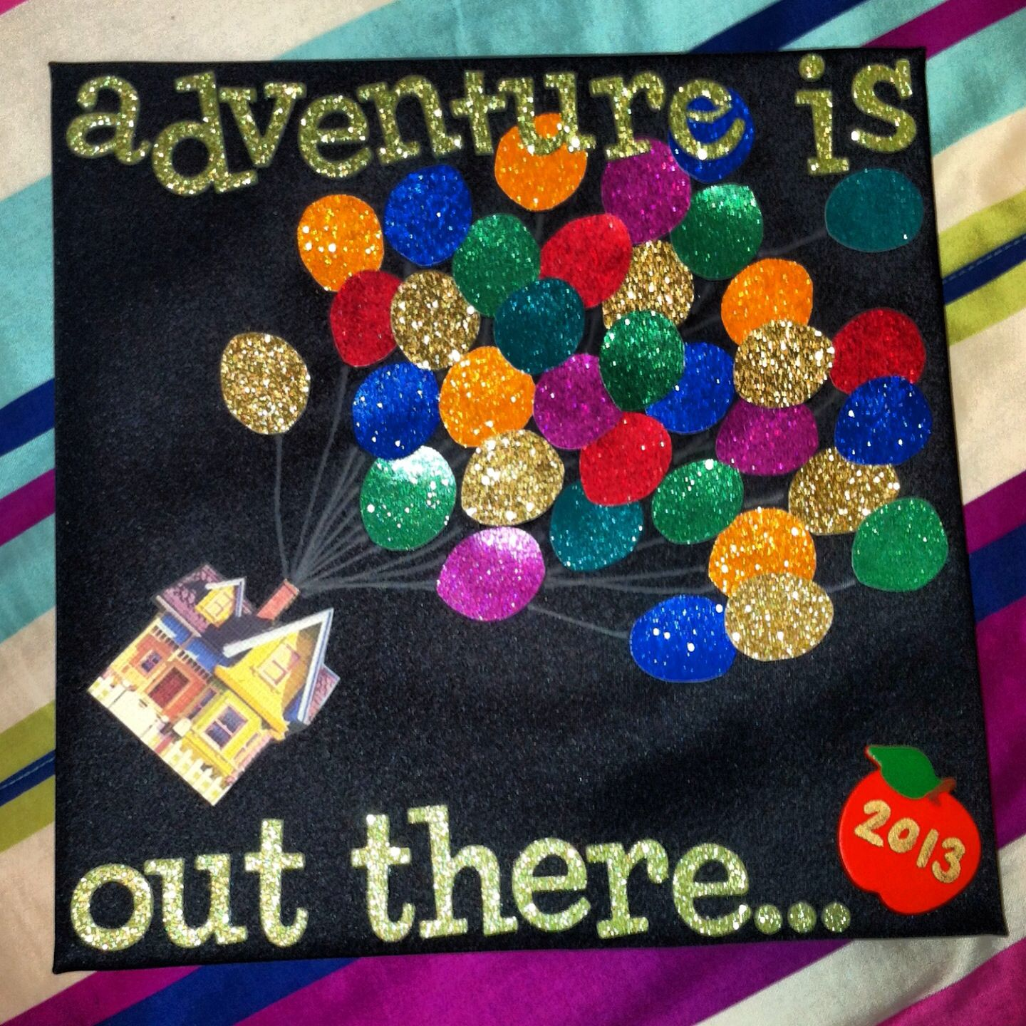 Decorating graduation cap ideas for teachers - Cap Decorations