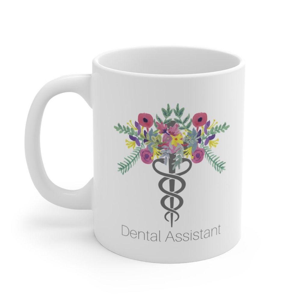 Dental assistant mug dental assistant gift dental