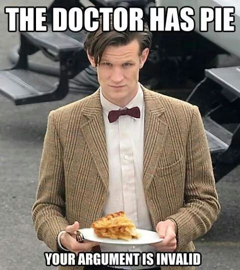 I stared at that pie for a solid minute, and I think it's an Apple pie