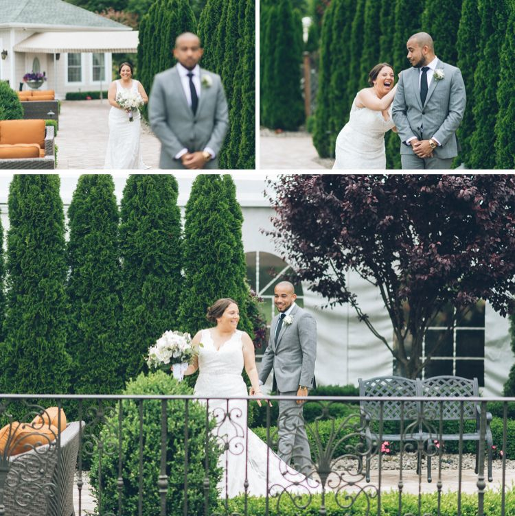 free shipping e7d37 199f0 West Hills Country Club wedding in Middletown, NY, captured ...