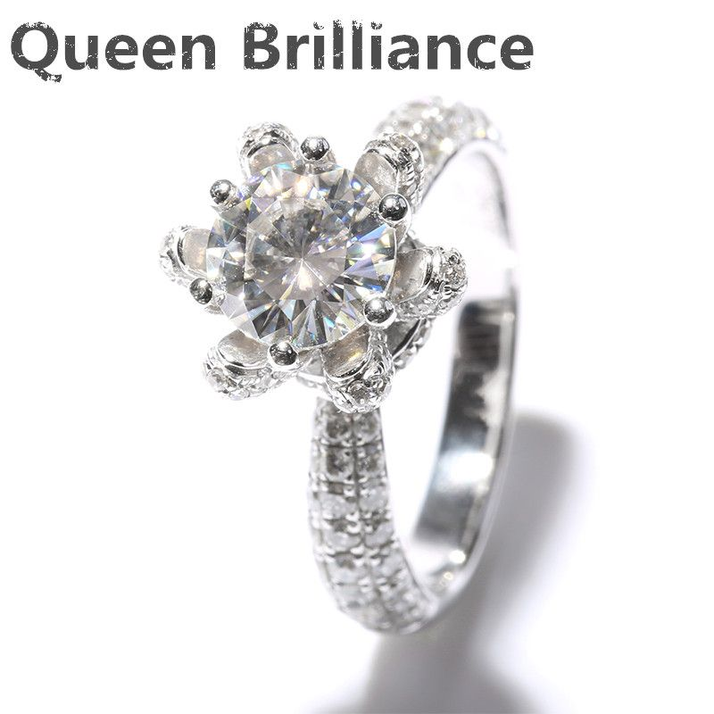 how to tell a real diamond from moissanite